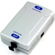 Conversor De Audio Coaxial Digital Para Otico