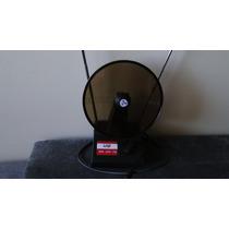 Antena Interna Mini-parabólica Circular Atv 11508