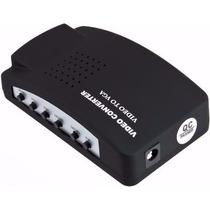 Adaptador Conversor Rca Para Vga - Ps2 Dvd Xbox No Monitor