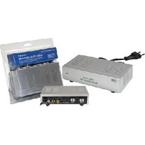 Modulador Rf Mini Para Tv Em Uso Sinal Uhf