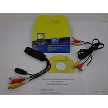 Placa Captura Externa Usb Audio Video Vhs Dvd Conversor Pc