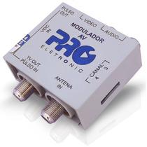 Modulador Av Canal 3/4 Pqmo-2240 - Proeletronic