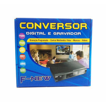 Conversor Digital Tv Fn-m5 C/hdmi Grav. F-new Ref.10339