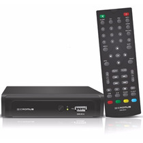 Conversor Tv Digital Full Hd Função Gravação Cabo Hdmi