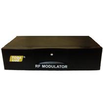 Modulador Rf - Transforma Rca Em Coaxial - Original! 2015