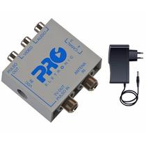 Mini Modulador Áudio E Vídeo Canal 3/4 - Pqmo - 2240