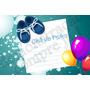 Arte Convite, Aniversário, Chá De Bebê, Fraldas, Cozinha