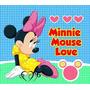 Kit De Festa Printable Minnie Mouse + Convites + Ref 001