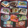 Papel Arroz - Você Escolhe O Tema Com Foto E Texto - Cupcake