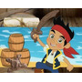 Kit Festa Provençal Jake Piratas Da Terra Do Nunca