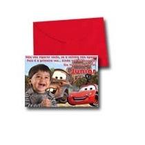 Kit 50 Convites, Personalizados + Envelopes, + Etiquetas