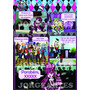 Convite De Aniversário Monster High Em Quadrinhos.