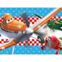 Kit Festa Provençal Aviões Arte Cartões Lembranças