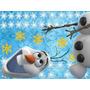 Kit Festa Provençal Frozen Arte Cartões Convites