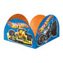 Porta Forminha Hot Wheels Core9,5 X 9,5cm - 50 Unidades