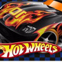 Kit Hot Wheels + Desenha Convites + Cartões Lembrancinhas