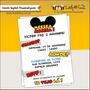 Convite Festa Mickey Mouse Digital