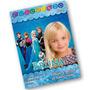 40 Revistas De Colorir Personalizadas 10 X 14 Cm - Frozen