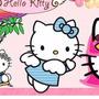 Kit De Festa Printable Hello Kitty + Cartoes Frete Gratis