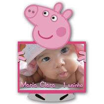 30 Ímãs Personalizados Com Corte Especial - Peppa Pig