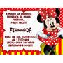 30 Convites Personalizados Melhor Preço Do Mercado Livre