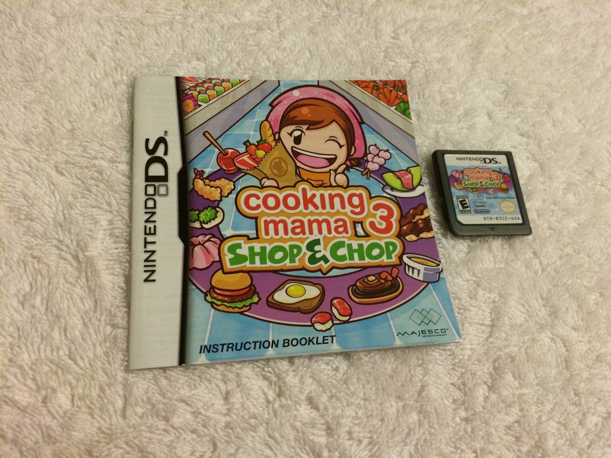 Shopping Mama Cooking Mama 3 Shop Amp Chop