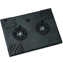 Suporte Base Cooler Notebook Noteship Usb 2 Ventiladores