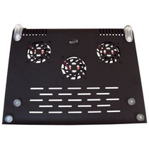 Base Cooler E Suporte Para Notebook 3 Ventilador Fan Newlink
