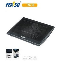 Base Para Notebook Fn-718 C/ Cooler Central