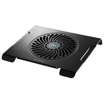 Base De Notebook Cooler Master Notepal Cmc3 Preta 1 Fan 200m