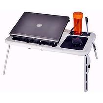 Mesa Portátil Notebook Cooler Hub E-table
