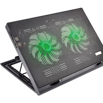Power Cooler Gamer Para Notebook Led Multilaser Ac267