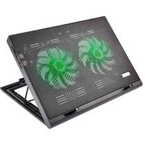 Mesa P/ Notebook Cooler Gamer C/ Led Luminoso - Ac267