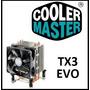 Cooler Coolermaster Hyper Tx3 Evo - Intel E Amd - 3 Heat