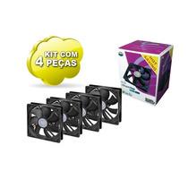 Cooler Fan Cooler Master R4-s2s-124k-gp 120mm Sleeve Caixa C