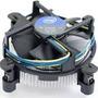 Cooler Para Intel Socket 1155 Lga Original Com Base De Cobre