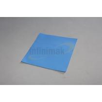 Thermal Pad Termico Dissipador Chipset Memoria 100x100x1mm