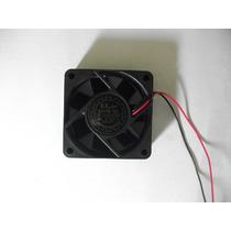 Micro Ventilador - 60 X 60 20mm 0.14a 12v (606020017)