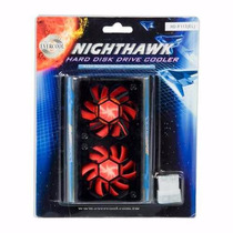 Evercool Nighthawk Hard Disk Drive Cooler Hd-f117(el)