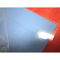 10 Silicon Thermal Pad 10x10x1 Mm Condutor Térmico (novo!)