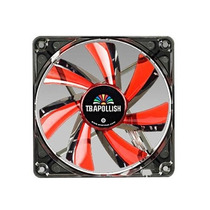 Enermax Cooler Fan 14cm Com Led Vermelha Ucta14n-r