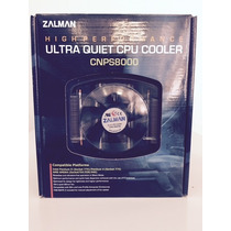 Cpu Cooler Zalman Cnps8000 High Performance - Semi-novo