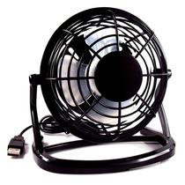 Mini Ventilador Usb De Mesa Portátil Notebook Netbook Pc