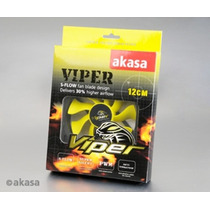 Cooler Fan Viper S-flow - 12 Cm Ak-fn059 Akasa