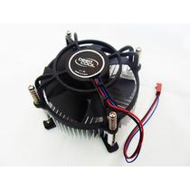 Cooler Para Cpu Deepcool Intel Socket Lga775 84w