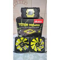 Cooler P/ Processador Akasa Venom Vodoo Amd/intel