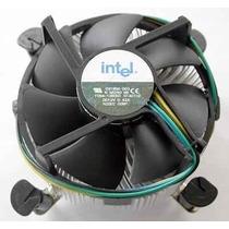 Cooler Original Intel Para Lga 775 / Dual Core, Core 2 Duo