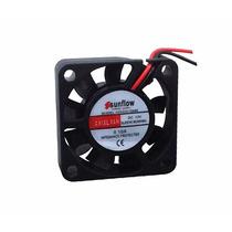 Ventilador Cooler Ventuinha Fan 40x40x10 12 Volts 9829
