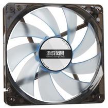 Fan Cooler Ventilador Led 120mm 3 Pinos Placa Mãe Mesa Gamer
