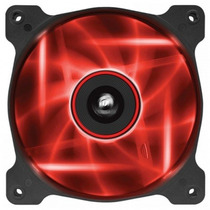 Fan Cooler Airflow Af120 1200rpm 25,5dba Led Vermelho 120mm